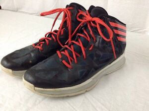 Image is loading Adidas-APE-779001-Mens-Basketball-Shoes-Size-13-