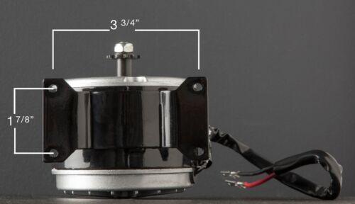 350W 24V DC electric motor kit w Speed controller+Pedal Foot Throttle+Key Lock