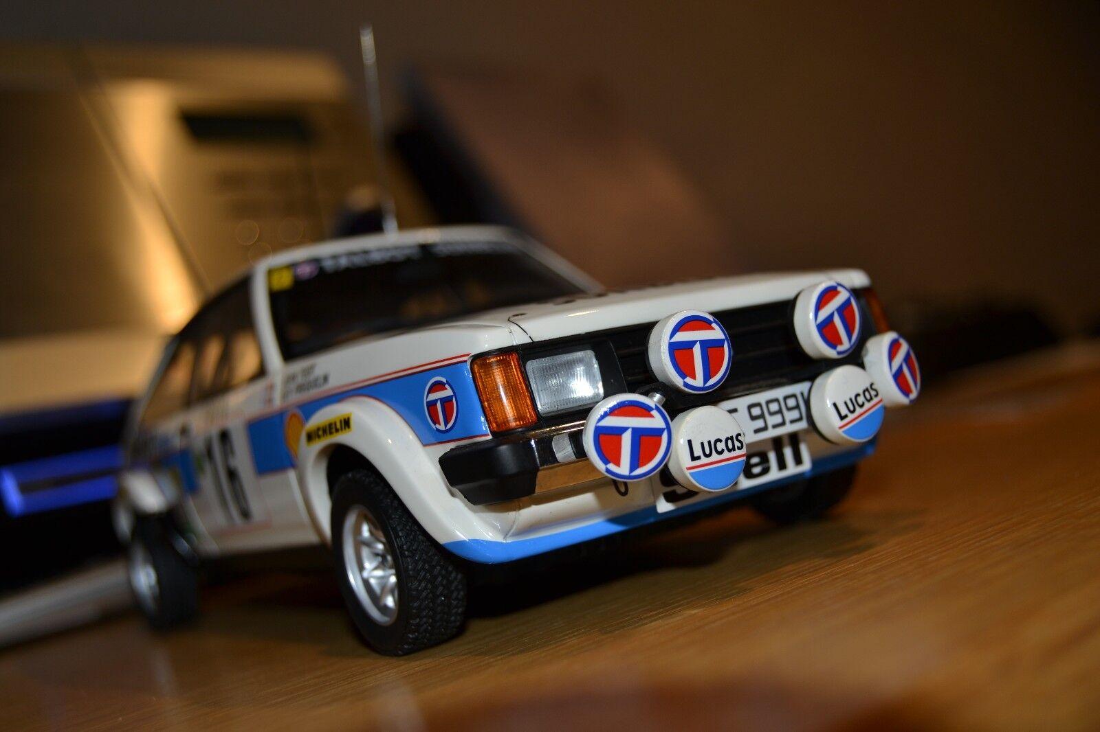 Talbot Sunbeam Otto 1 18 Rallye group b