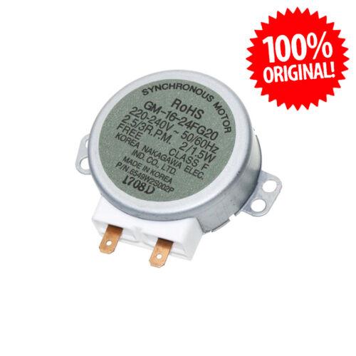 GM16-24FG20 Motor LG Microondas Microwave 220//240V 15mA 2W 50//60HZ 6549W2S002P