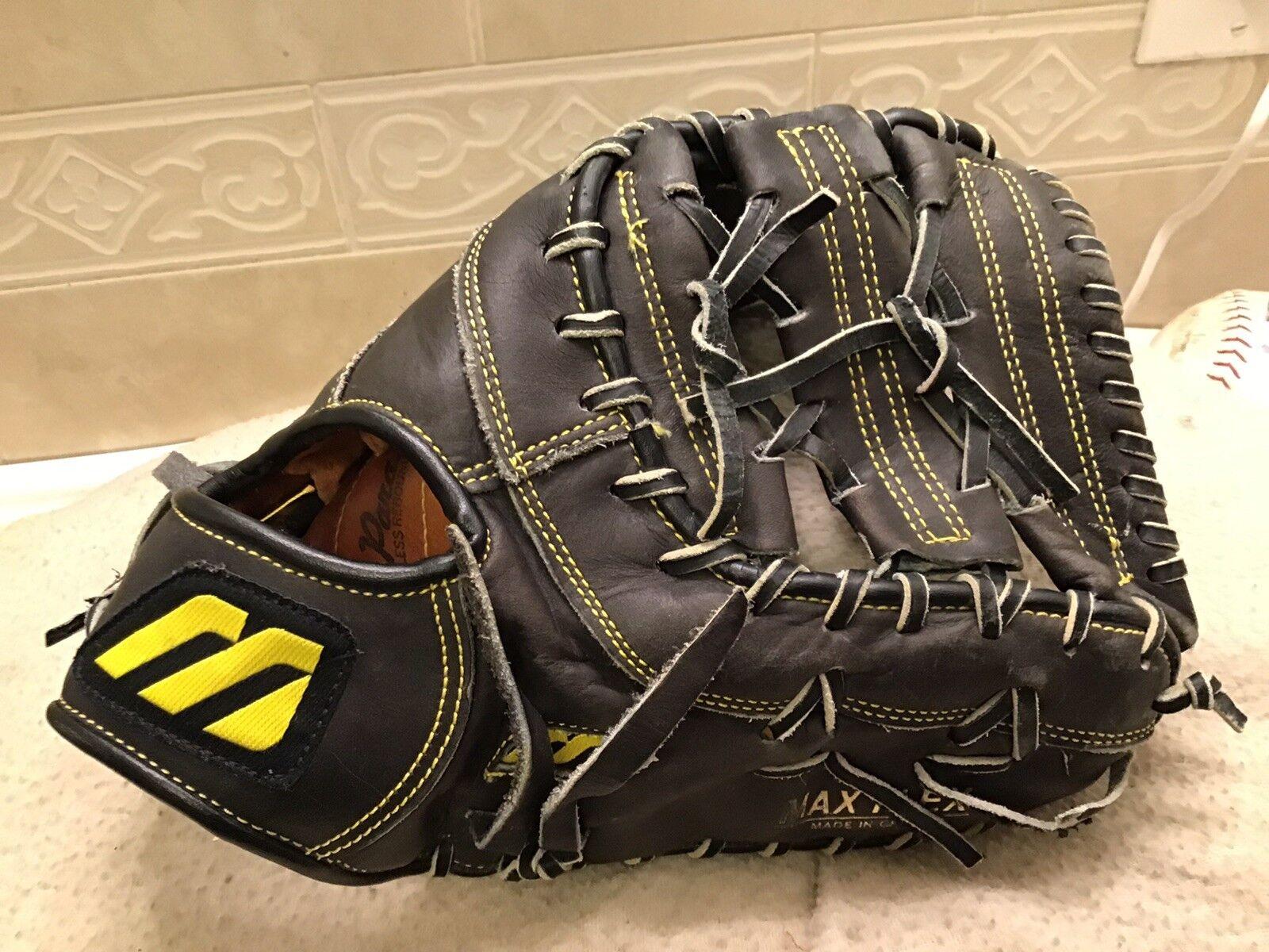 "Mizuno Hand MZF-16 Youth 12"" Baseball First Base Mitt Right Hand Mizuno Throw 8fb97e"