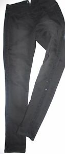 Border Fine alla crema Pantaloni Black Pitch Novit Fine Border Pantaloni Taglia 28 Z8dAq