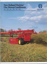 Holland 1431 1432 Disc Mower Conditioner Repair Manual for sale