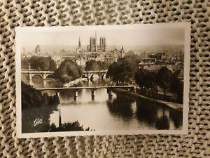 Paris-Vintage-Real-Photo-Postcard