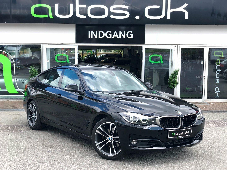 BMW 330d 3,0 Gran Turismo aut. 5d - 449.000 kr.