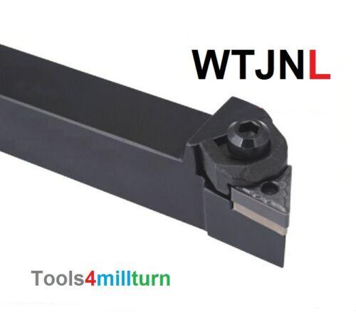 Drehmeißel Drehen WTJNL 2525 M16 NEU Lagerplatz F8