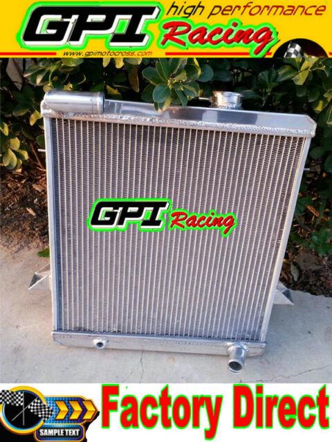 GPI 1975-1976 for Triumph Tr6 Aluminum Radiator 75 76