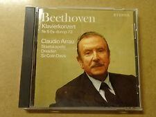CD / BEETHOVEN: KLAVIERKONZERT NR 5 - ARRAU