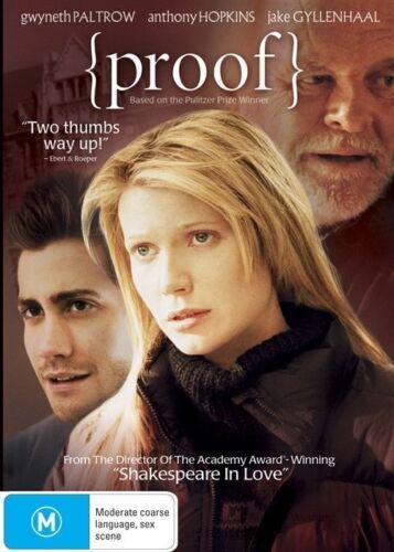 1 of 1 - Proof (DVD, 2011)