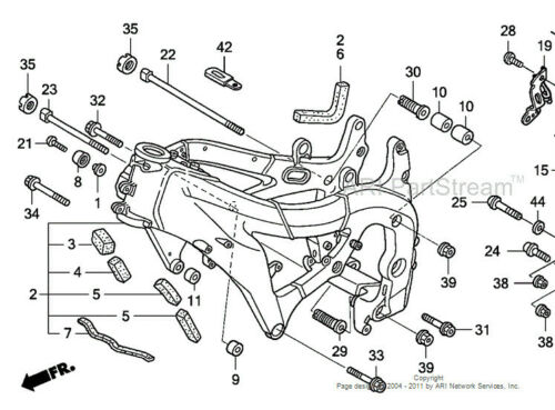 2008 Honda Cbr600rr Wiring Diagram