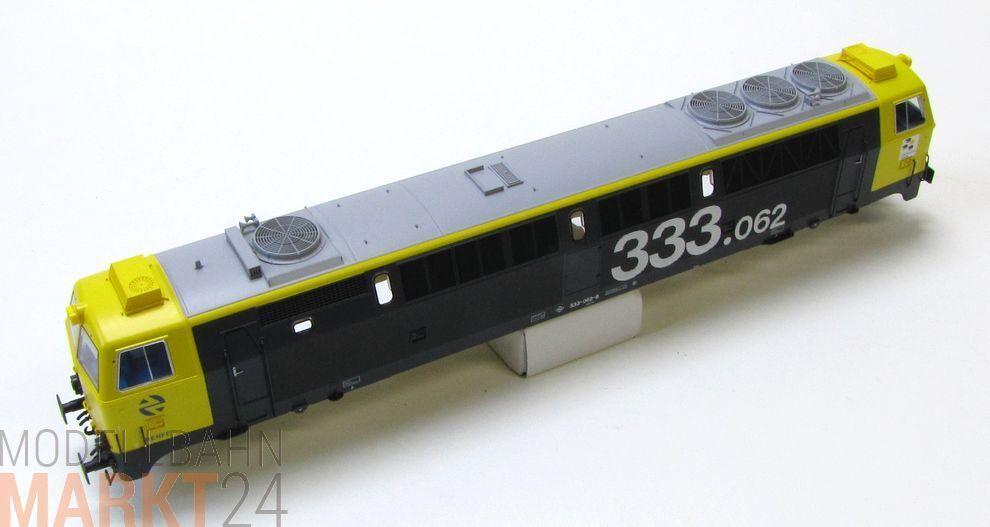 Reemplazo de Cochecasa completamente, por ejemplo, para roco diesellok d 333 de h0 renfel-nuevo