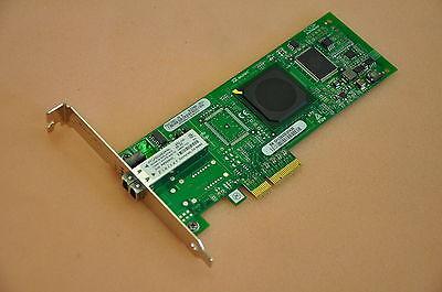 PF323 Dell Single Port 4GB FC PCIe Host Bus Adapter HBA QLE2460-DEL