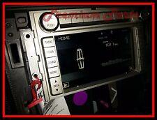 Lincoln Navigator Radio GPS Navigation 6 CD Player Stereo THX SYNC 10GB System
