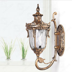 Outdoor Light Wall Mount Retro classic garden wall lantern path lampwall mount outdoor image is loading retro classic garden wall lantern path lamp wall workwithnaturefo