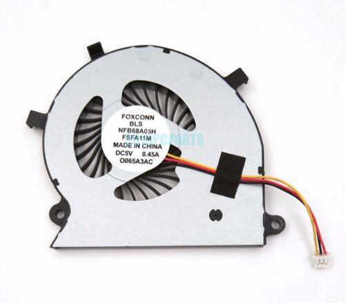 New for Toshiba Satellite Radius P55W-B CPU Cooling fan BAAA0705R5H