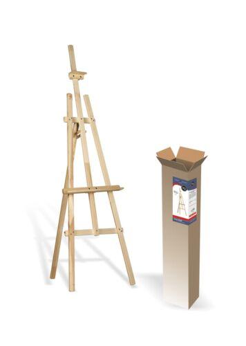Studio Staffelei Für Künstler Kunst Handwerk Display Holzern 1500mm Hoch