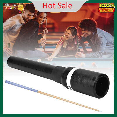 Nine-ball Club Telescopic Pool Cue Extension Accessory Parts. East buy Billiards Accessory