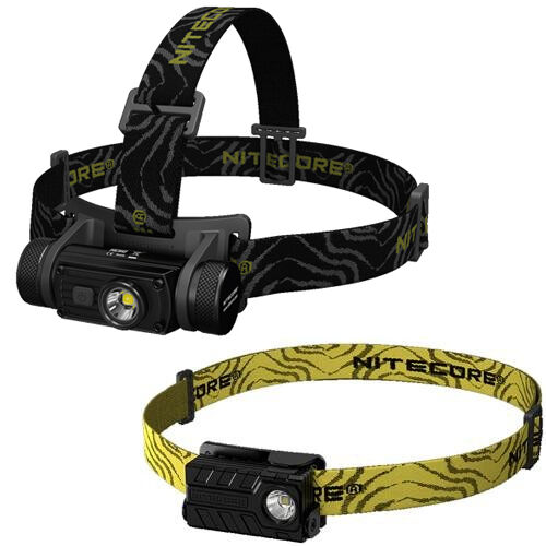 Nitecore HC60 Rechargeable Headlamp 1000Lm 1000Lm 1000Lm w/ NU20 Rechargeable Headlamp d567ee