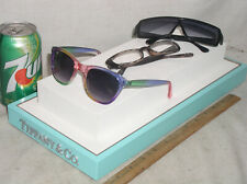 New Tiffany Co Eyewear Eyeglass Retail Store Advertising Display Stand Shelf Usa