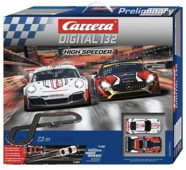 Carrera Digital 132 High Speeder