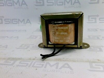 STANCOR P-8611 117V Primary Chassis Mount Transformer 36VCT 135mA Secondary