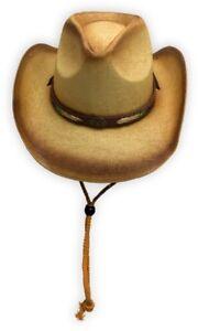 Cowboy Hut Duster Clint Eastwood Country Westernhut Strohhut Like
