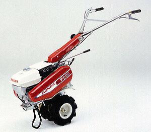 Honda f401 f501 401 501 tiller oem owners owner's manual 00x31-733.
