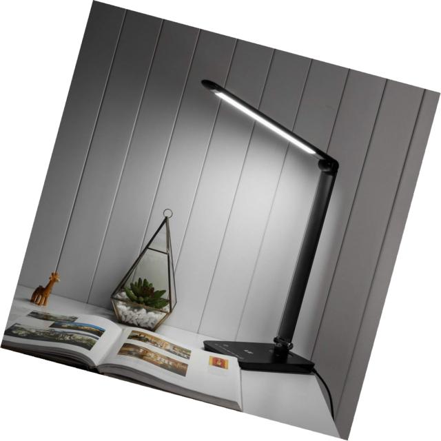 LE 3100012DWUK 8W Dimmable LED Desk Lamp - Black for sale ...