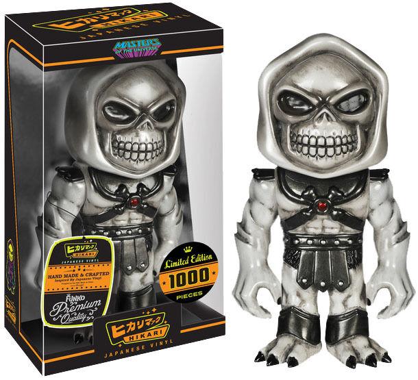 Hikari Skeletor Masters of the Universe Funko Japanese Limited Vinyl Figure Rare
