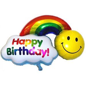 36 Kinder Party Dekoration Smile Alles Gute Zum Geburtstag