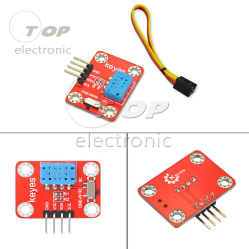 DHT12 Digital Temperature and Humidity Sensor Compatible DHT11 For Arduino