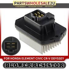 HVAC Blower Motor w//Fan Cage for 01-11 Honda Civic CR-V Mitsubishi Suzuki 700005