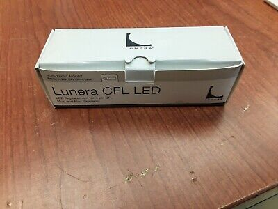 Lamp White 2-pin G24d Lunera HN-H-G24D-B-13W-840-G4 CFL LED