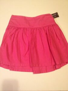 Ralph Lauren Nwt Toddler Girls Skirt 4/4t New Cleaning The Oral Cavity. Girls' Clothing (newborn-5t)