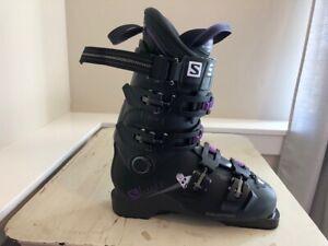 Details zu Salomon X MAX 120 Women's Ski Boots 25.5 Mondo NEW