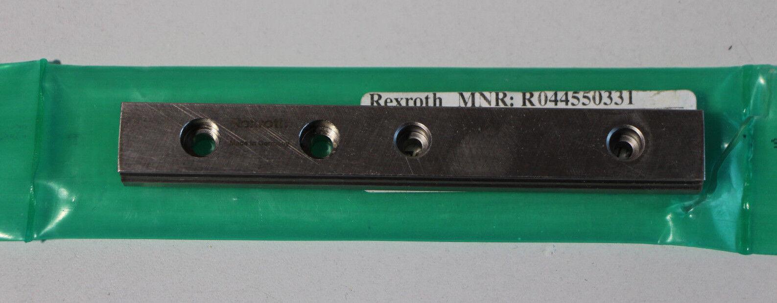 BOSCH REXROTH r044550331 boule-Rail de rail guidage/Ball rail de (c215) 304f4c