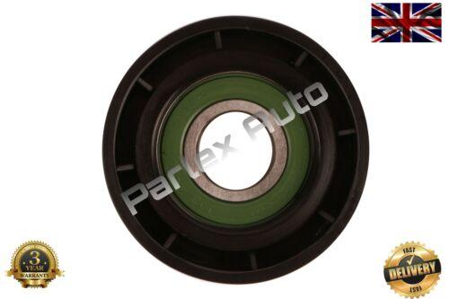 Fan Belt Tensioner Pulley V-Ribbed Belt Idler Citroen Berlingo 1.8 1.9 1996-2011