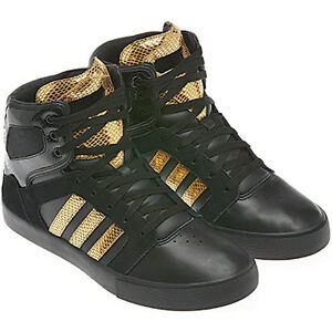 adidas bbneo hi top x shoes trainers size 36 47 black. Black Bedroom Furniture Sets. Home Design Ideas