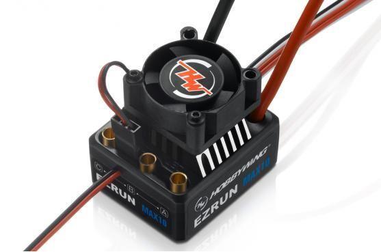 Hobbywing - Ezcorrere MAX10  60A Sensorless Brushless ESC  fornire un prodotto di qualità