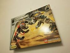 Lego Bionicle Rahi Muaka And Kane-ra (8538)