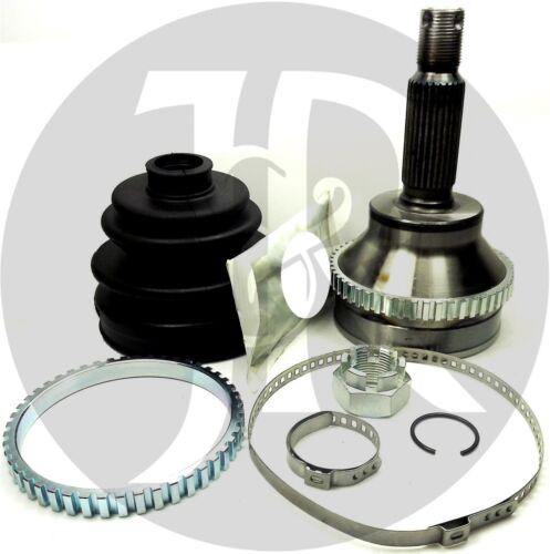 NEW 01/>06 FITS HYUNDAI SANTA FE 2.7 ABS RING /& DRIVESHAFT CV JOINT