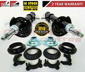 FOR-VAUXHALL-ASTRA-H-MK-5-FRONT-PAIR-SHOCK-ABSORBERS-amp-STRUT-TOP-MOUNTS-BEARINGS