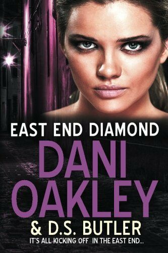 East End Diamond, Oakley, Dani, Butler, D S, New condition, Book