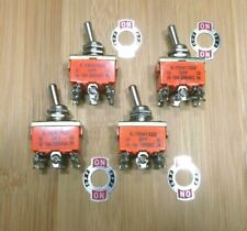 4 Bbt Heavy Duty 15 Amp 250 Vac 3 Position Onoffon Toggle Switches