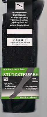 Baumwollmix 40-42 SOMMERLEICHT  Sneakersocken schwarz