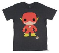 The Flash Funko Pop Licensed DC Comics Adult Shirt S-2XL
