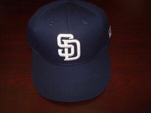48c2679cb77 SAN DIEGO PADRES OC 3D MLB NEW HAT CAP ADJUSTABLE RETRO NEW NICE ...
