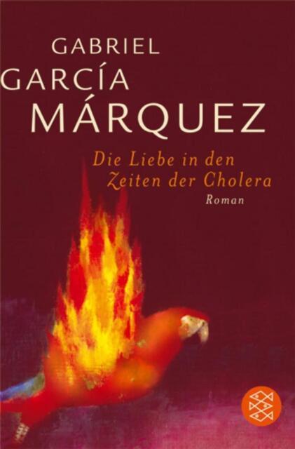 Die Liebe in den Zeiten der Cholera ► Gabriel Garcia Marquez (TB)  ►►►UNGELESEN