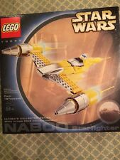 New LEGO 10026 Star Wars Ultimate Collectors Series SE Naboo Starfighter