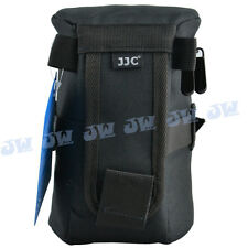 JJC 100*182mm Deluxe Lens Pouch Bag Case for Canon EF 70-300mm f/4-5.6 IS II USM